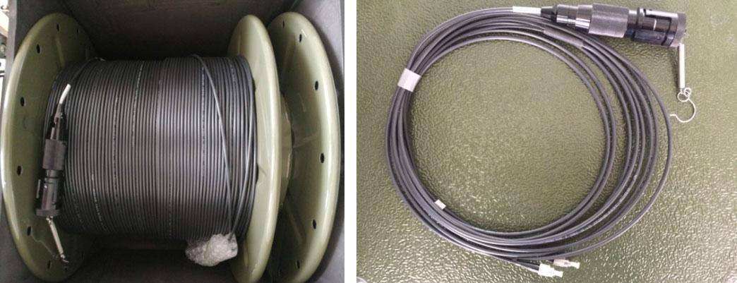 多芯野战光缆组件