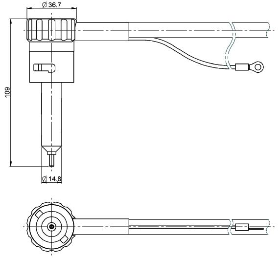 乳腺机线缆组件