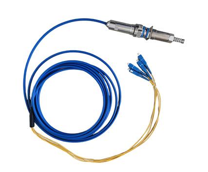 矿用光纤尾缆